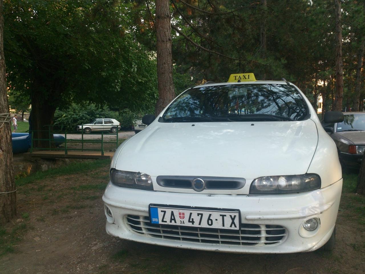 Tron taxi