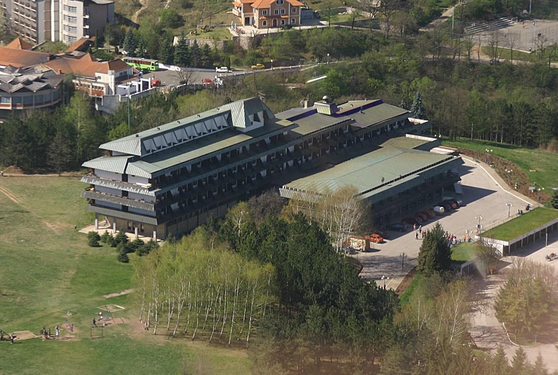 Hotel Moravica Sokobanja