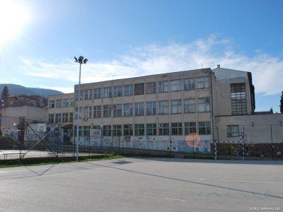 """Srednja škola """"Branislav Nušić"""""""