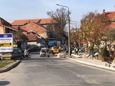 Rekonstrukcija trotoara