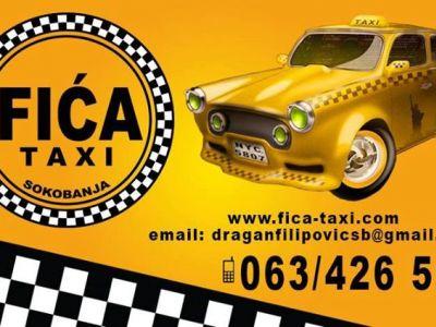 Fića taxi