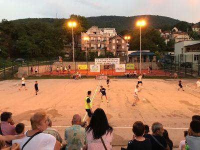 nocni turnir u fudbalu
