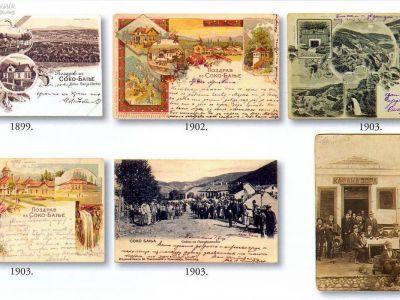 Stare razglednice Sokobanje