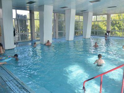 Mali termalni bazen