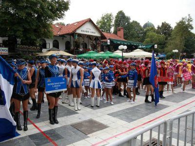 20. Evropsko prvenstvo u mažoret plesu je počelo