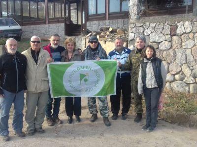Nova planinarska staza Jošanica-Rujevica