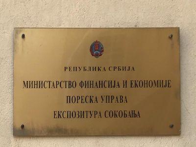 Poreska uprava Ministarstva finansija