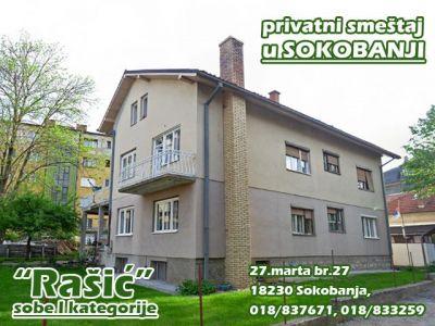 """Sobe """"Rašić"""""""