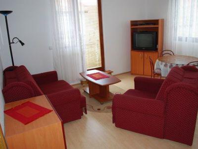 Apartman 1 - dnevna soba