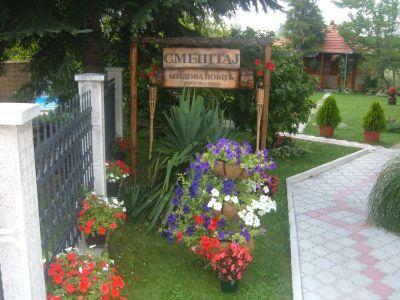 ulaz u dvoriste