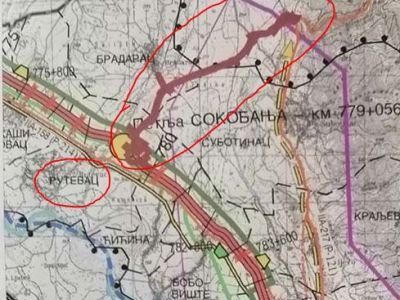 Predlog plana rutevačke petlje