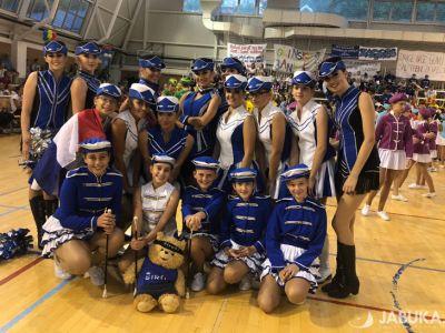 Savršeno proteklo Evropsko takmičenje u mažoret plesu u Sokobanji