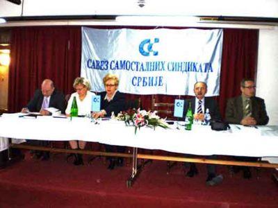 Socijalno-ekonomski savet u Sokobanji