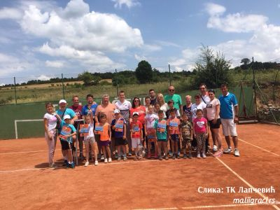 Tenis Sokobanja