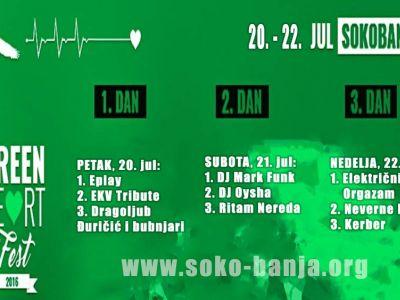 Treci Green Heart Festival
