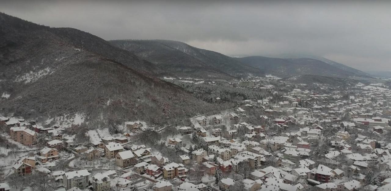 Sokobanja zimi. Foto: Marko Cvetković