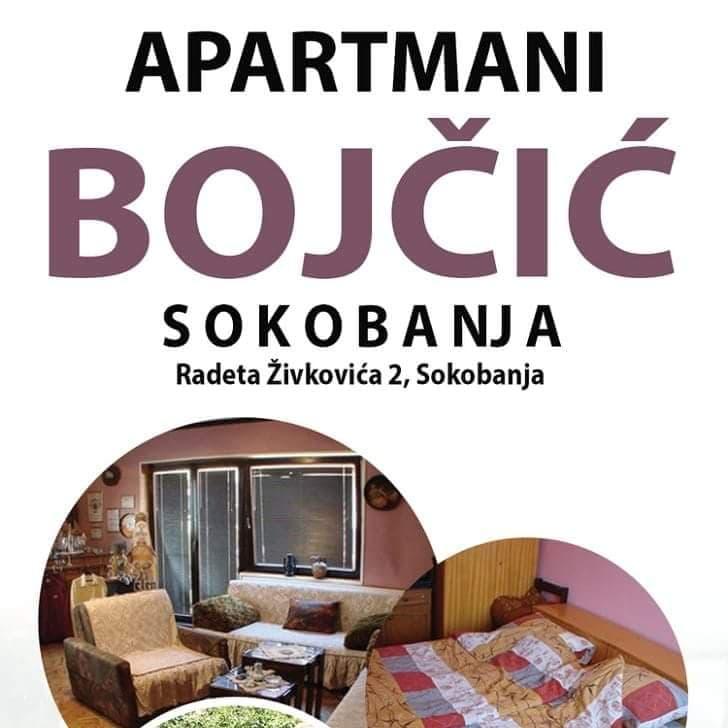 "Apartmani ""Bojčić"""