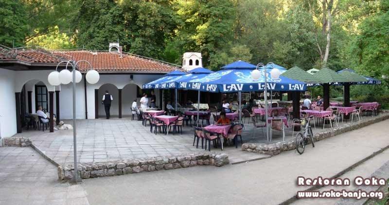 "Restoran ""Čoka"""