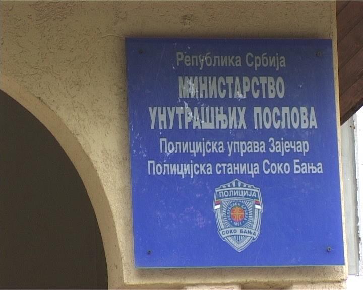 Policijska stanica Sokobanja