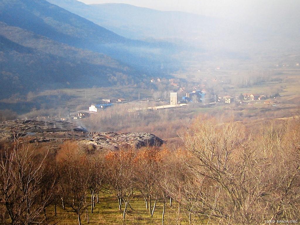 """Povređeni rudari u Rudniku """"Soko"""""""