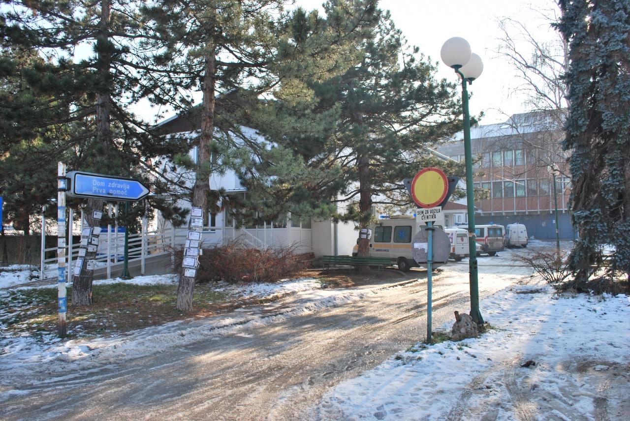 Dom Zdravlja Sokobanja