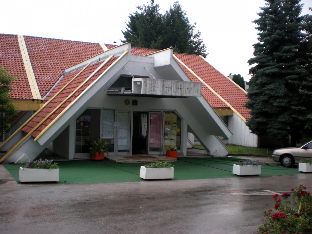 Hotel Sunce Sokobanja