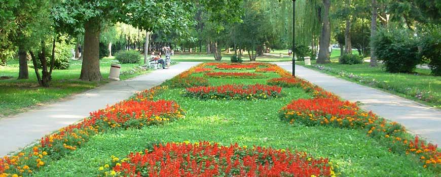 "Park ""Banjica"""
