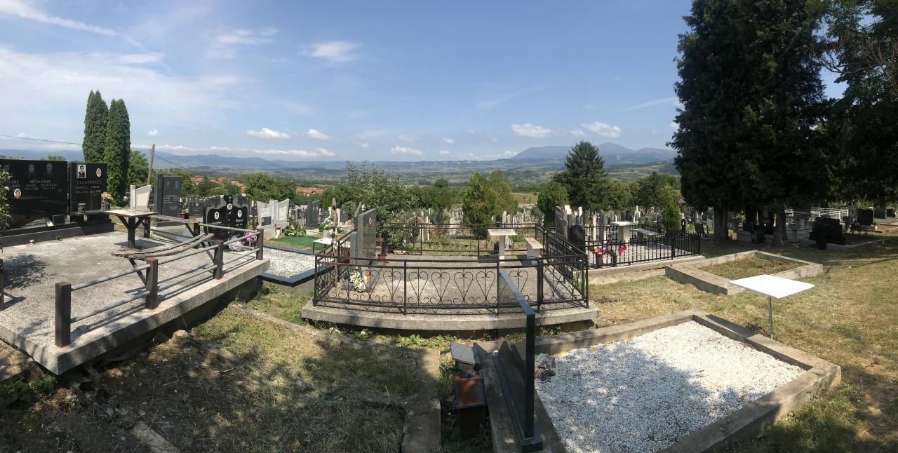 Groblje Sokobanja