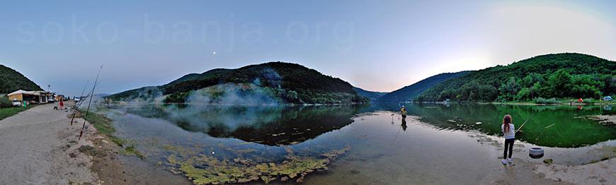 Ribolov na Bovanskom jezeru