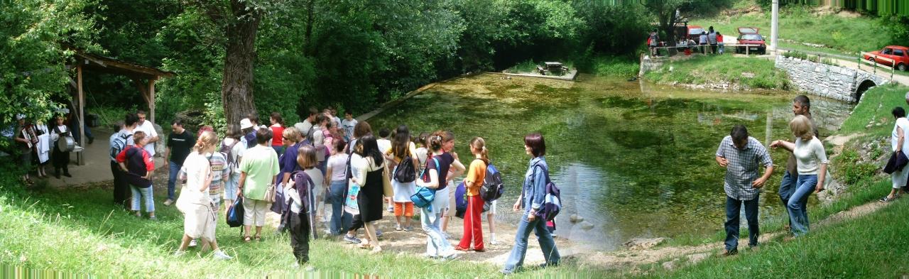 izvor reke Moravice