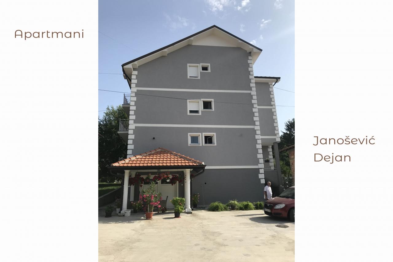"""Apartmani """"Janošević Dejan"""""""