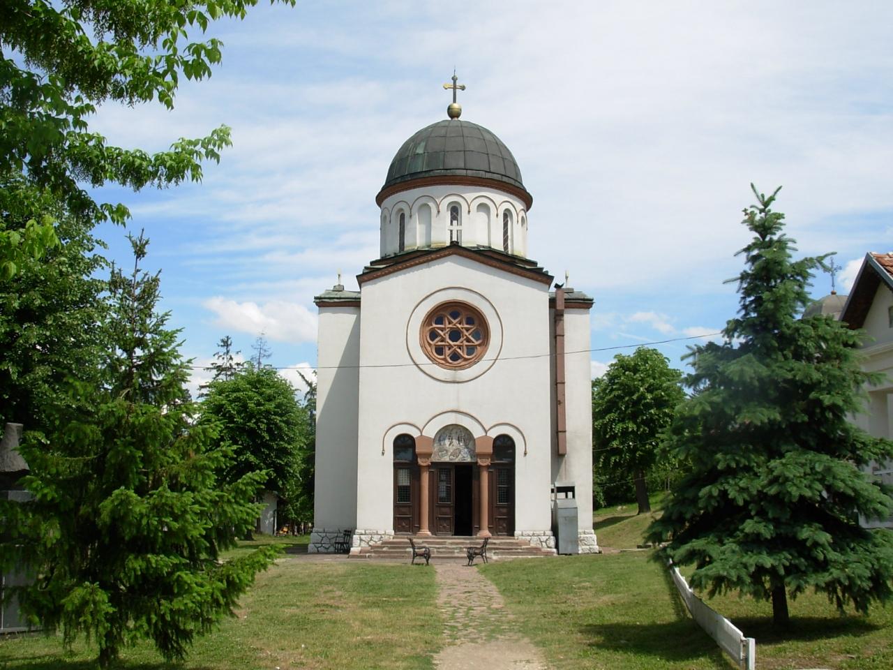 Crkva svetog preobrazenja