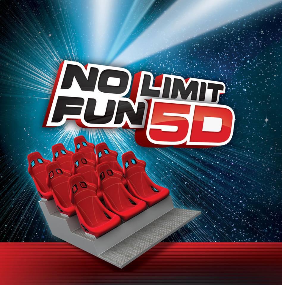 5D bioskop