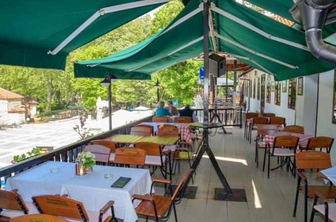 """Restoran """"Milošev konak"""""""