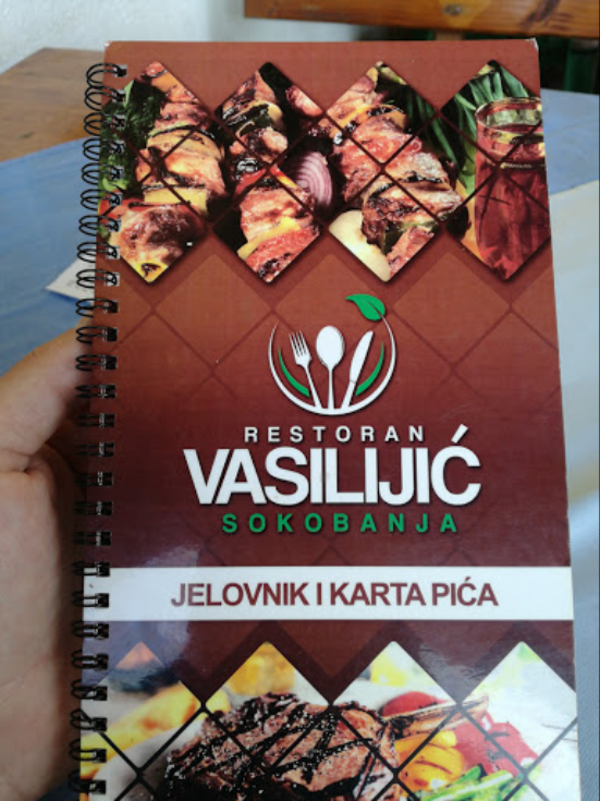 "Restoran ""Vasilijić"""