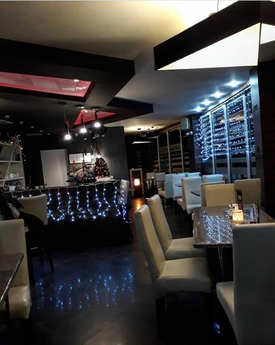 """Caffe Club """"Vertigo"""""""