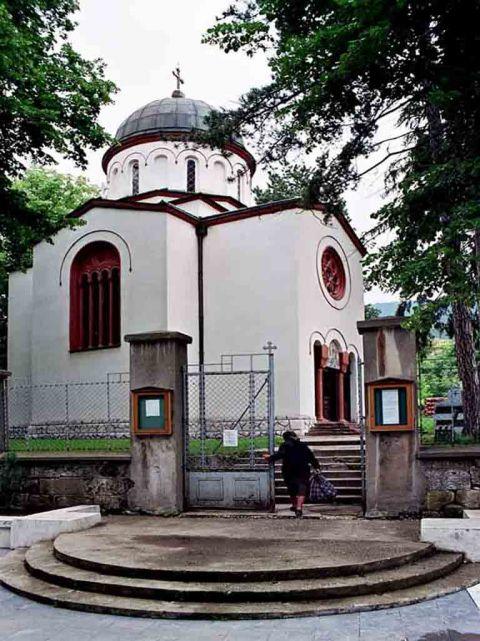Crkva Svetog Preobraženja Gospodnjeg