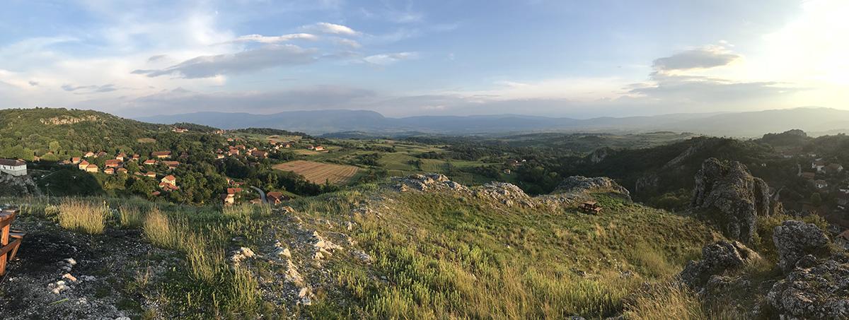 selo Vrmdza