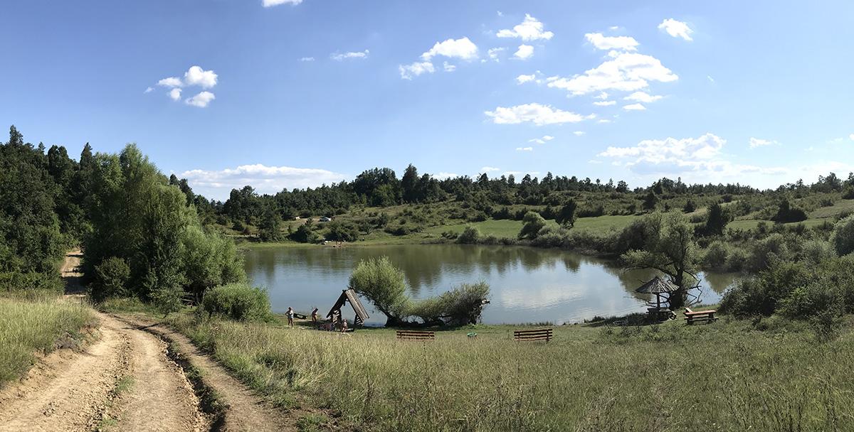 vrmdzansko jezero